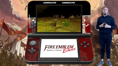 Fire Emblem Echoes: Shadows of Valentia - What Is Fire Emblem (Video #1)