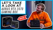 Aorus RTX 2070 Gaming Box - Quick Look