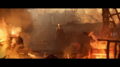 Vampyr - Nintendo Switch Release Date Trailer