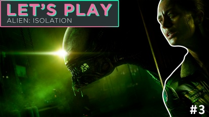 Let's Play Alien: Isolation - Episode 3
