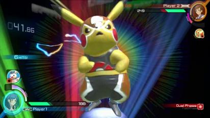 Pokkén Tournament - Pokémon are Ready for Battle Trailer
