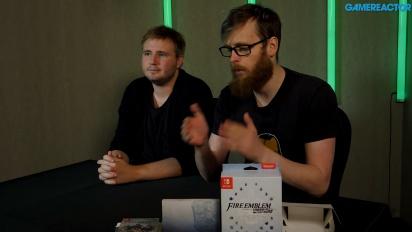 Fire Emblem Warriors - Special Edition Unboxing (Video #2)