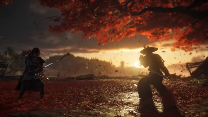 Ghost of Tsushima - Japanese Gameplay Debut