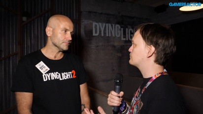 Dying Light 2 - Tymon Smektała E3 Interview