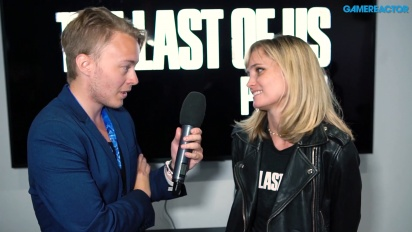 The Last of Us: Part II - Interview Halley Gross E3