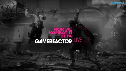 Mortal Kombat 11 - Beta Livestream