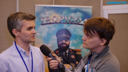 Tropico 6 - Martin Tosta Interview