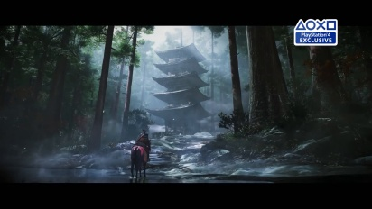 Ghost of Tsushima - PGW 2017 Reveal Trailer
