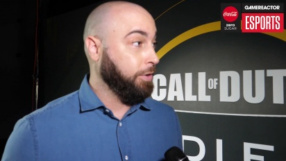 CWL Anaheim 2018 - Maven Interview