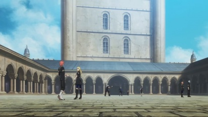 Fire Emblem: Three Houses - Officers Academy Trailer