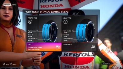 MotoGP 20 - Tyre System Evolution