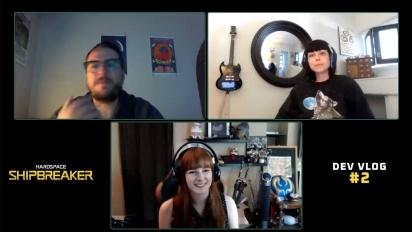 Hardspace: Shipbreaker - Dev Vlog #2