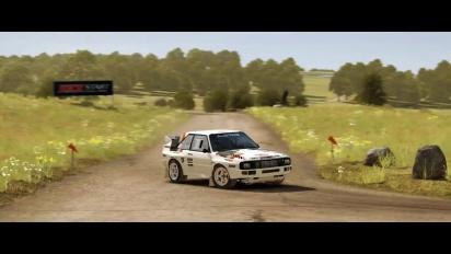 Dirt Rally - Community Trailer
