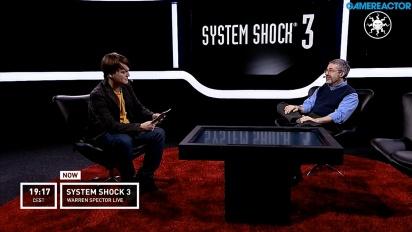 System Shock 3 - Warren Spector Starstream Interview