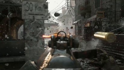 Call of Duty - WWII Carentan PGW 2017 Trailer