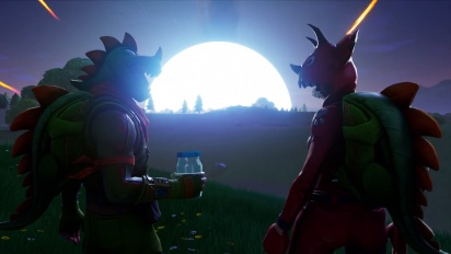 Fortnite - Season 4 Announce Trailer