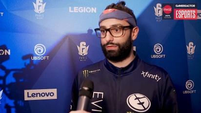 Six Major Paris - BKN Semi Final Interview