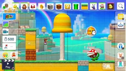 Super Mario Maker 2 - Announcement Trailer