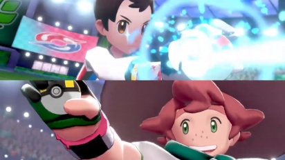 Pokémon Sword/Pokémon Shield - Dynamax Trailer