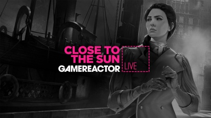 Close to the Sun on PS4 - Replay de notre Livestream