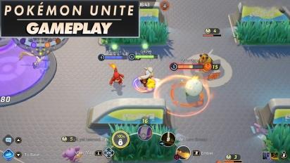 Pokémon Unite - Gameplay