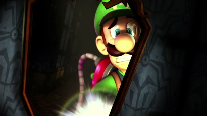 Luigi's Mansion 2 - Trailer