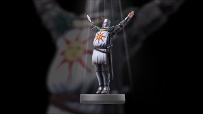 Dark Souls: Remastered - Nintendo Direct gameplay + amiibo
