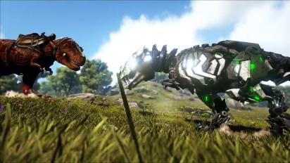 ARK: Survival Evolved - ARKaeology Event Trailer