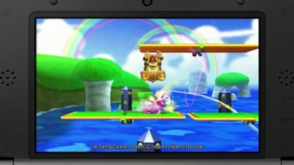 Super Smash Bros. for Nintendo 3DS - Commerical  #2