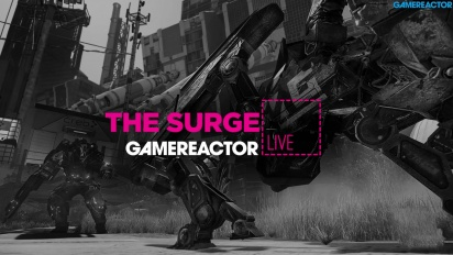 The Surge - Livestream Replay