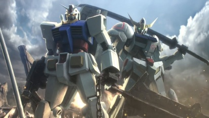 Gundam Versus - Game Mode Trailer