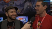 The Banner Saga 3 - Zeb West & Matt Rhoades Interview