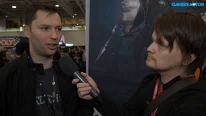 Ashen - Derek Bradley Interview