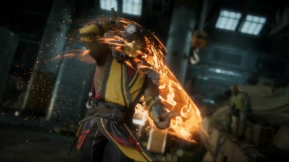 Mortal Kombat 11 - Nintendo Direct Teaser