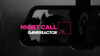 Night Call - Livestream Replay