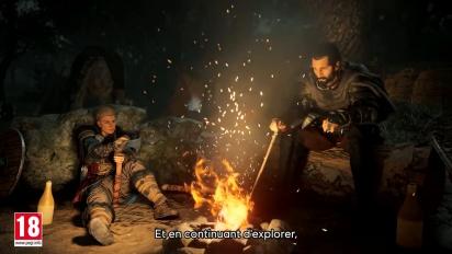 Assassin's Creed Valhalla : nouveau trailer de gameplay VOSTFR