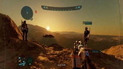 Elite: Dangerous - Odyssey Launch Trailer