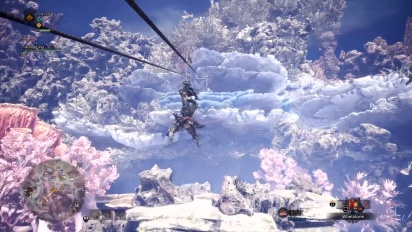 Monster Hunter: World - Coral Highlands Gameplay