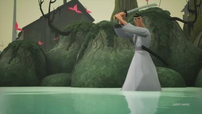 Samurai Jack: Battle Through Time - Launch Trailer