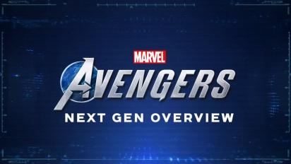 Marvel's Avengers-  Next-Gen Capabilities Trailer