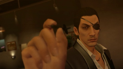 Yakuza Zero - Announcement Teaser Trailer