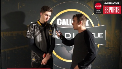 CWL Atlanta - Bance Interview