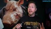 Mutant Year Zero: Road to Eden - Mark Parker Interview