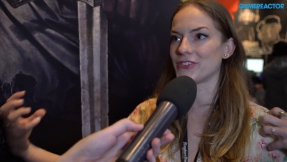 Kingdom Come: Deliverance - Victoria Hogan Interview