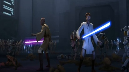 Star Wars: The Clone Wars - Official Trailer