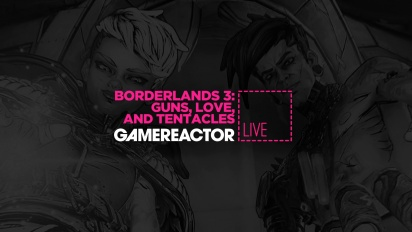 Borderlands 3 - Guns, Love and Tentacles Livestream Replay