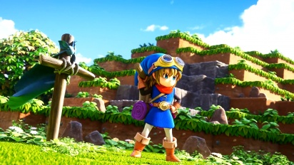 Dragon Quest Builders - Announcement Trailer