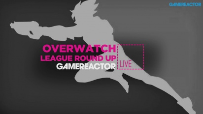 Overwatch (League Round-Up) - Livestream Replay