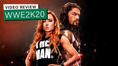WWE 2K20 - Notre test en vidéo