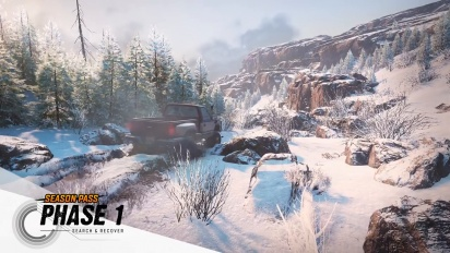 Snowrunner - Season Pass & Premium Edition Trailer
